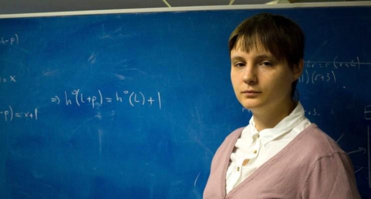 Українка за короткий термін розв'язала математичну задачу, над якою безрезультатно працювали останні 400 років