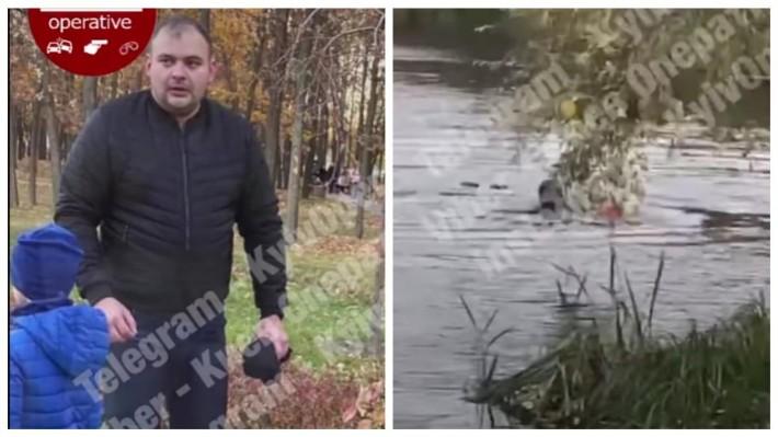 У київському парку перехожий героїчно врятував дитину, яка тонула: з'явилися деталі та відео