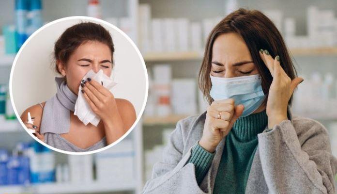 Як відрізнити застуду від коронавірусу: лікар назвав симптоми