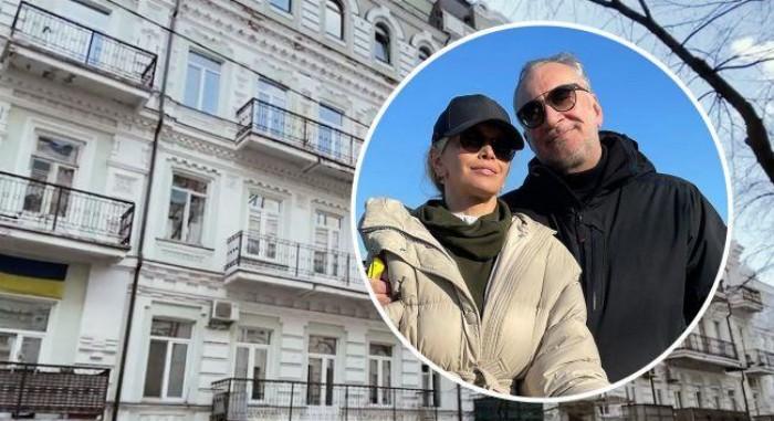 Меладзе і Брежнєва переїхали в захмарно дорогу квартиру в центрі Києва (відео)